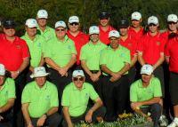 Elite senior amateur golfers again beat the Defence Forces