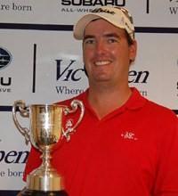 Golfer Ashley Hall