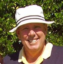 Queensland senior golfer Grahame MacDonald