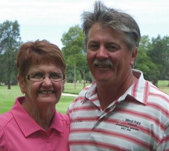 Greg and Kath Kent