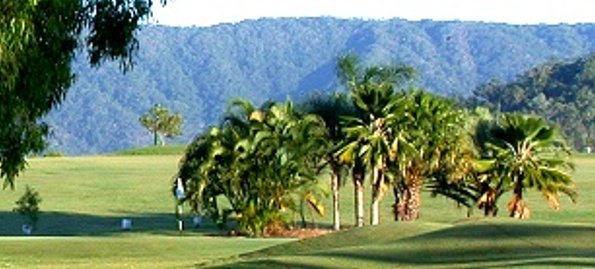 One of the inspiring venues for the Australian Veteran Golfers National Championship to be held in Cairns from August 23 to 28.