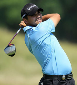 Jason Day one off the lead at Whistling Straits