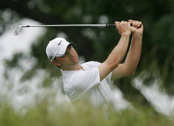 NOTHING could be finer for South Carolina's Lucas Glover than his stunning victory in the 2009 US Open.