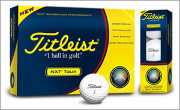"Titleist offers ""two new ways to go low"""