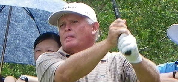 FIFTY ONE year old Peter Senior has become the oldest winner of the Australian PGA Championship.