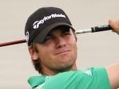 Sean O'Hair: great golfer, lousy speller