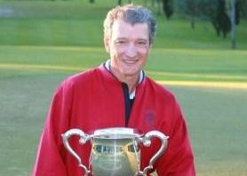 Albinski makes it back to back Queensland Senior Amateur titles