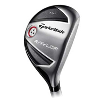 TaylorMade Raylor the perfect weapon for getting out of the rough