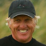 Greg Norman keeps on walking