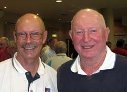 First 2009 senior golf events