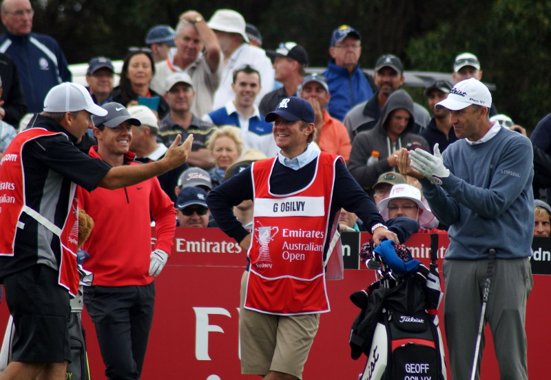 McIlroy and Ogilvy