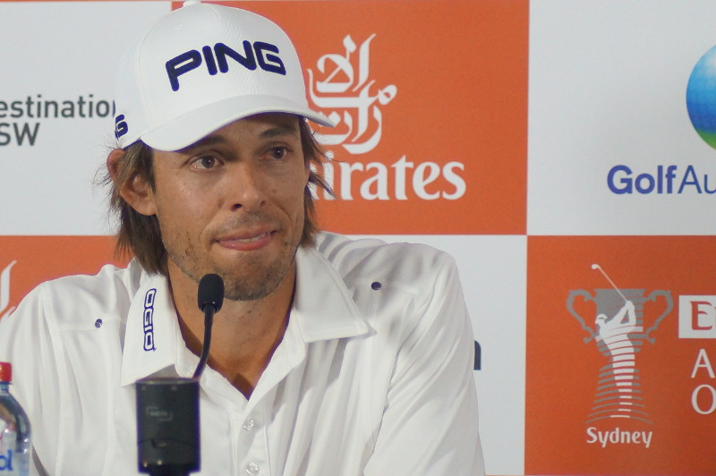 Aaron Baddeley reckoned his got the experience now to conquer
