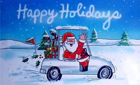 A MERRY Christmas and Happy New Year to all Australian Senior Golfer readers and to all those associated with the site over the year.