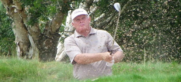 PETER SENIOR has capped a magnificent year with a four stroke victory at the 2012 Nor East Australian Legends Tour Championship at the Bryon Bay Golf Club in northern NSW.