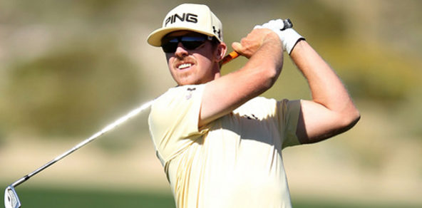 HUNTER MAHAN has taken the 2012 World Golf Championships Accenture Match Play Championship after a 2 and 1 defeat of Rory McIlroy.