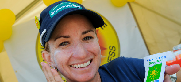 GOLF has been proven to be very beneficial to health except maybe in one big respect – sun damage. The issue has been highlighted by Karrie Webb at the 2012 Australian Women's Open.