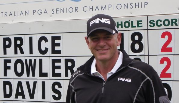 Top field gears up for 2020 Australian PGA Seniors Championship as the event finds a home at Richmond Golf Club