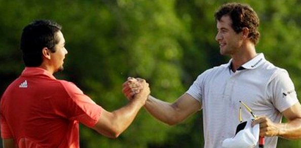 ADAM SCOTT and Jason Day both have fond memories of the TPC Boston, venue this week for the second event in the FedEx Cup final playoff series.