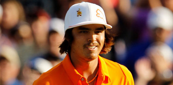 THEvery colourful Rickie Fowler may be headed to a beach near you with news he has signed for the 2013 Australian PGA Championship.