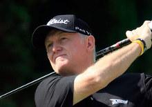 Chapman leads 2012 US Senior PGA Championship