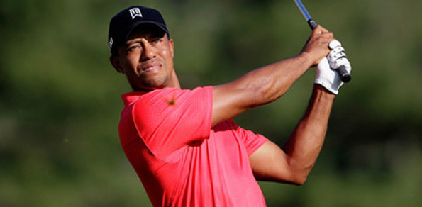 TIGER WOODS will go into the final major of 2013 a raging favourite after an historic eighth win at the WGC-Bridgestone Invitational.
