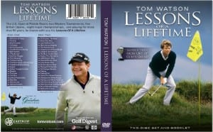 "Tom Watson ""Lessons of a Lifetime"": The Grip"