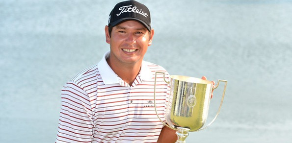UNHERALDED 26-year-old Victorian rookie Daniel Popovic has continued the fairytale to take the 2012 Australian PGA Championship by four strokes.
