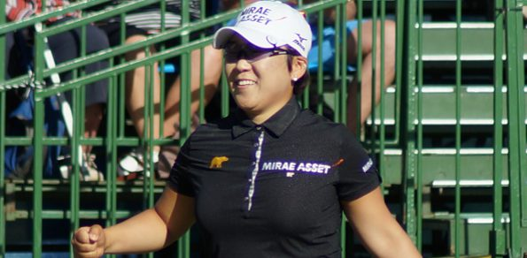 THE world's best golfers from the LPGA Tour will be playing the 2014 ISPS Handa Women's Australian Open at the Victoria Golf Club on Melbourne's renowned Sandbelt from 13-16 February.