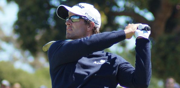 2014 Australian Masters Preview: TV Times: Leaderboard