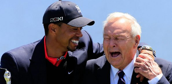 TIGER WOODS has won the Arnold Palmer Invitational for a record eighth time to recapture the world number one spot after three years in the golfing wilderness.