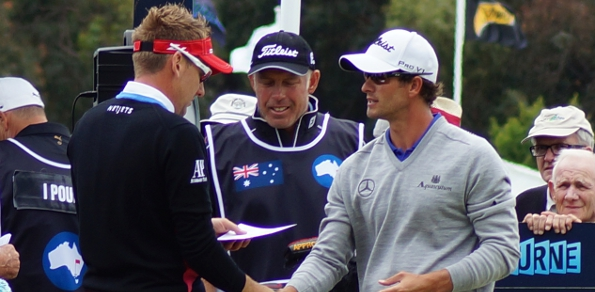 THESE days when iconic golf events like the US Open don't appear on Australian free to air television screens it's good to see coverage of local tournaments remaining reasonably healthy.