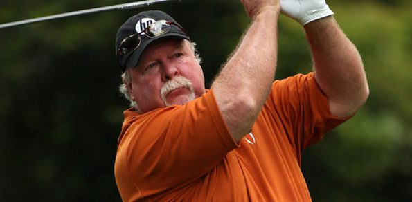 CRAIG STADLER has ended an eight year drought on the US Champions Tour with a one stroke victory over Fred Couples at the 2013 Encompass Championship.