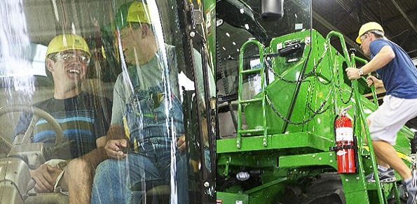 Louis Oosthuizen Tractors 595