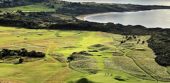 Muirfield golf course 595