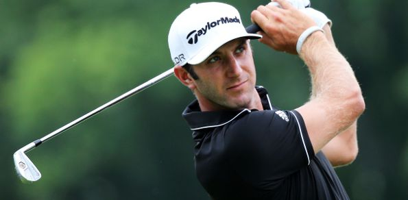 BIG HITTING US star Dustin Johnson is the latest high profile player to join the field for next month's 2013 Perth International at Lake Karrinyup Country Club.