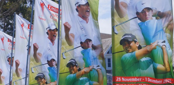 2013 Emirates Australian Open Preview: Leaderboard: TV Times