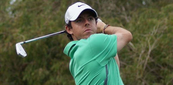 Rory McIlroy 595 Syd