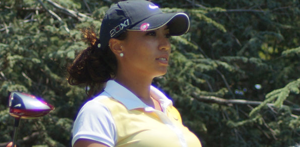 Larry Canning has been more than impressed by Cheyenne Woods. An opinion he hasn't always held for other members of the family.