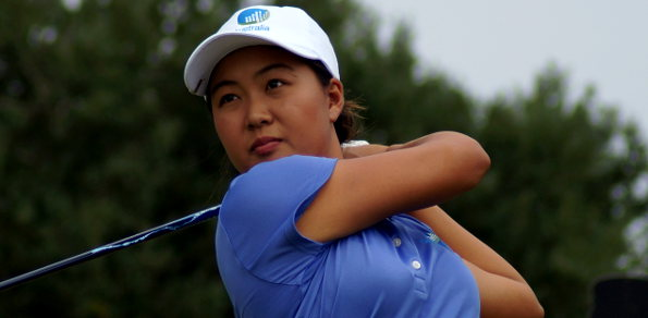 Eighteen year old Minjee Lee will be playing for the first time as a pro on home soil.