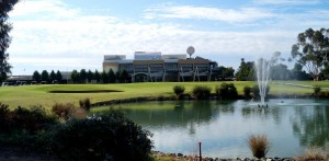 The Rich River Golf Resort at the twin towns of Echuca-Moama