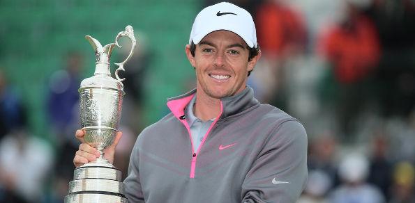 Rory McIlroy BO Champion
