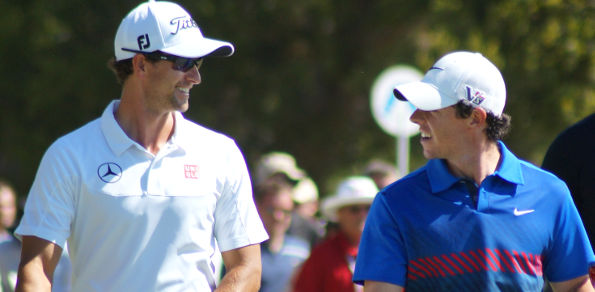 Scott and McIlroy face off at Royal Sydney 2013
