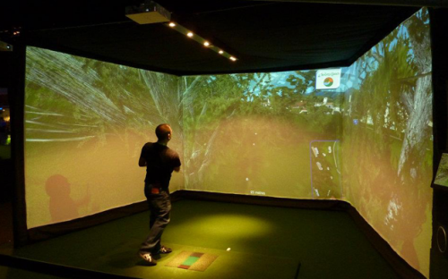 1-Virtual Golf