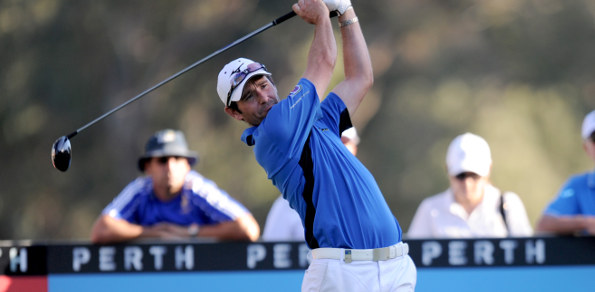 """Peter Whiteford needs a top two finish in Perth """"to keep his job"""". Photo: SMP Images/IMG Media"""