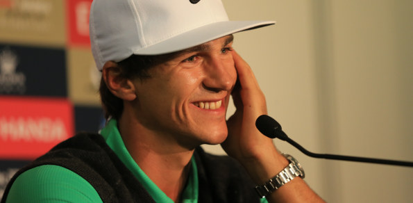 Denmark's Thorbjorn Olesen looking to repeat his Perth victory