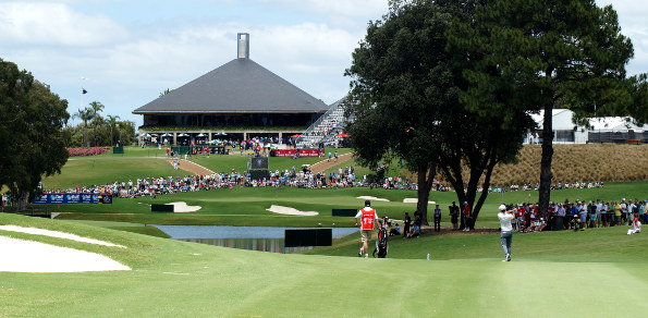 The 100th Australian Open will be staged at the Australian Golf Club in Sydney this November