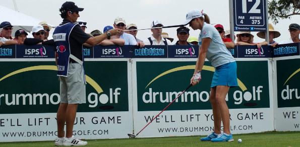 Paula Creamer_golf posture