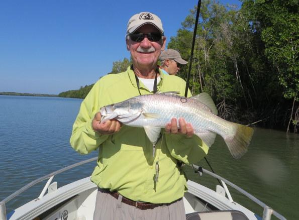 Bob Stanton Fishing