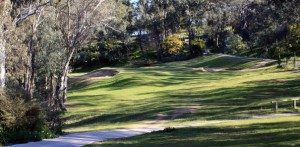 The 3rd Hole at Cootamundra Country Club