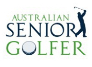 Australian Senior Golfer